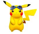 Blue Pikachu Alt