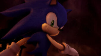 Sonic The Hedgehog Blue Blur Sonic Fanon Wiki Fandom