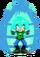 Smash The Echidna/Super Forms