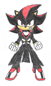 Shadow the Hedgehog (CFC)
