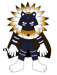 Teno the Panther