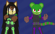 Vaxier and Darkvine