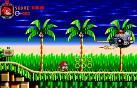 Knuckles Act 5