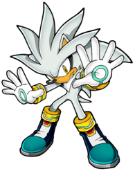Silver The Hedgehog (1)