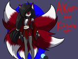 Akari the Kitsune
