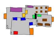 Fete modus area map