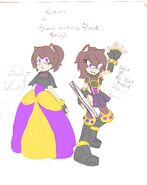 Laina in the black knight by 1feellikeamonster-d69rng1-1