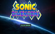 Sonic Dimensions Star Page