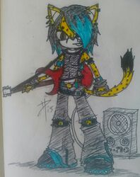 Marik the Cheetah