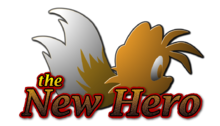 The New Hero title 3