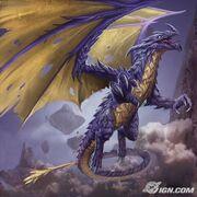 Zix the Dragon