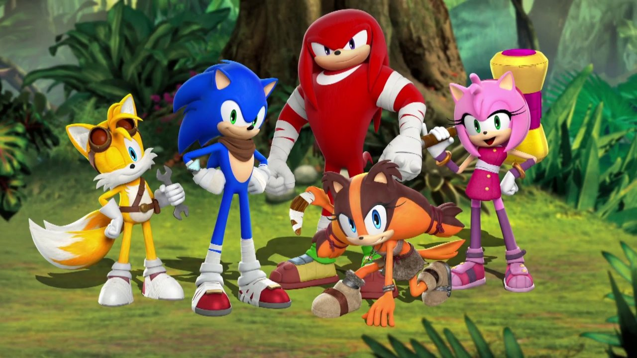 User blog:Fyxra101/Sonic Boom Characters: Who Do You Want To