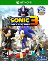 Sonic Adventure 3:The End of the World