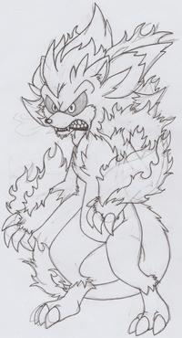 Fuego ink