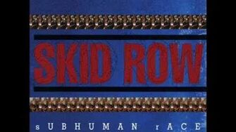 Skid Row - Iron Will