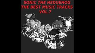 Sonic the Hedgehog The Best Music Tracks Vol 7