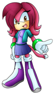 Lilly The Echidnacat