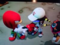 Rex and Knux