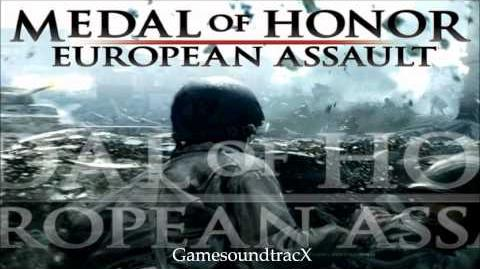 Medal Of Honor European Assault - Operation Chariot - SOUNDTRACK