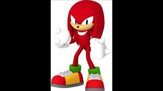 Sonic The Hedgehog (2020) - Knuckles The Echidna Voice Sound
