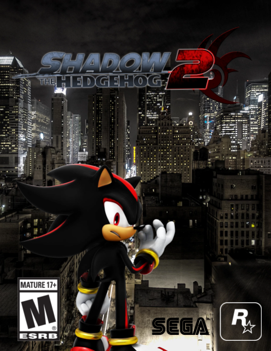 Shadow The Hedgehog 2 Buttermations Sonic Fanon Wiki Fandom