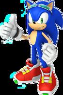 Sonic Free Riders Sonic