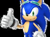 Sonic Adventure 3 (Master ventus)