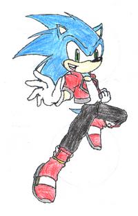 Sonic the Hedgehog (CFC)