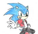 Sonic the Hedgehog (Crimson Flame Continuity)