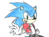 Sonic the Hedgehog (Crimson Flame Continuity)