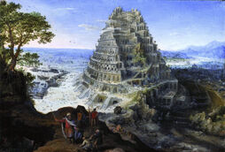 Valckenborch tower-babel