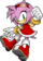 Amy Rose/Black Flame Continuity