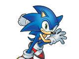 Sonic the Hedgehog/Sonic Override