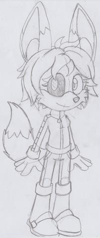 Tinashe pencil
