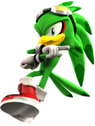 Jet the hawk render by adnansonic-d6sd2c3