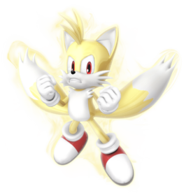 Legacy super tails render by nibroc rock db2zw33-pre