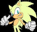 Emperix the Hedgehog