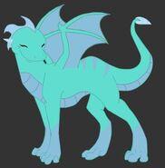 Gilda the Dragon