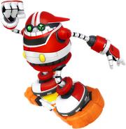 Sonic Riders Velocity E 10000r Artwork