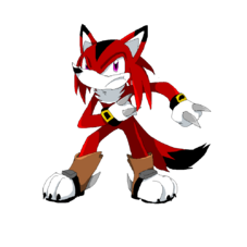 Reddhart the Red Wolf ^ ^