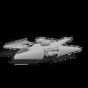 Galaxy Transport Fighter