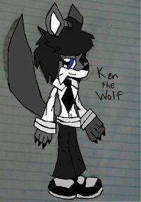 Ken the Wolf