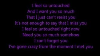 Untouched - The Veronicas w lyrics-1