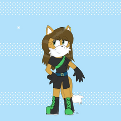 Lene by KittyCatTheHedgehog