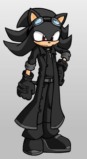 Dark the Hedgehog in TDOM