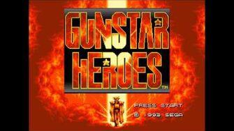 Gunstar Heroes - Theme of Seven-Force Genesis Music