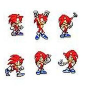 Red Sonic Example