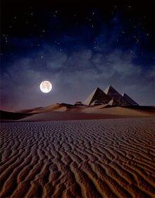 Dark Desert