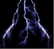 Lightning-purple