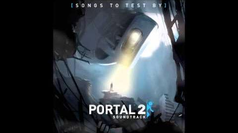 Portal 2 OST Volume 2 - Robot Ghost Story